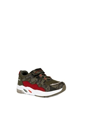 Slazenger Energy Erkek Çocuk Sneaker Ayakkabı Haki